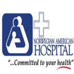 norwegian american hospital logo